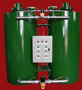 水泵真空保持器