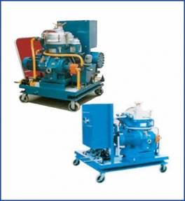 LYJ型离心式滤油机