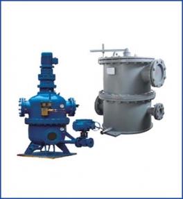 工业滤水器 (电动型、手动型)